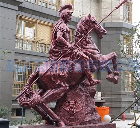 上海玻璃钢雕塑公司