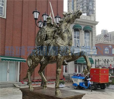 南通铸铜雕塑