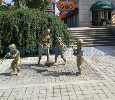 苏州铸铜雕塑