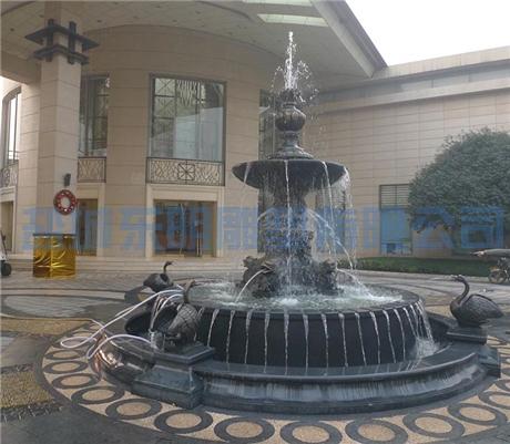 上海喷泉水景