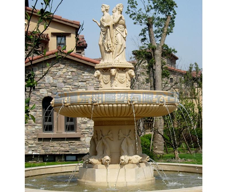 喷泉水景价格