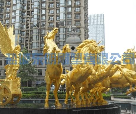 连云港玻璃钢雕塑
