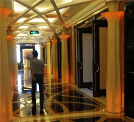 玻璃钢造型柱子
